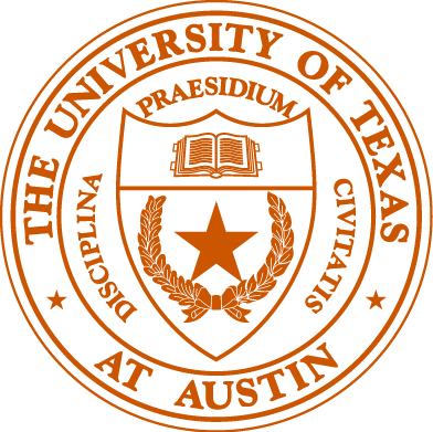 The seal of The University of Texas at Austin