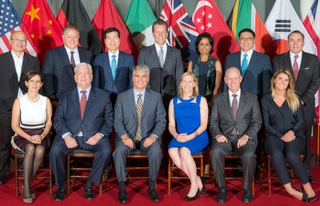 The International Board of Advisors