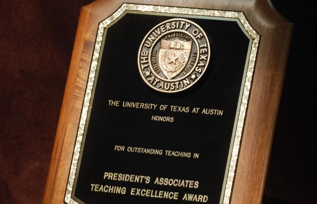 President's Associates Teaching Excellence Award