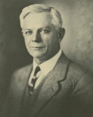 Harry Yandell Benedict