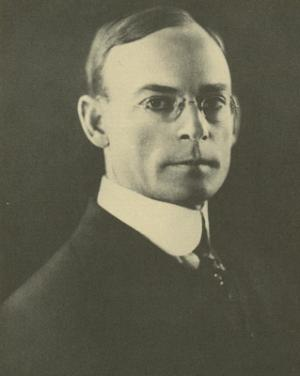 Robert Ernest Vinson