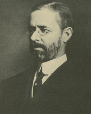 Sidney Edward Mezes